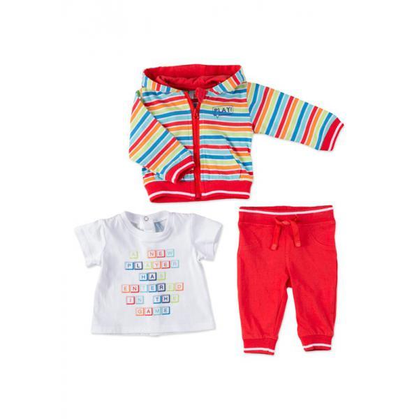 Komplet niemowlęcy Losan 81v-8009ac