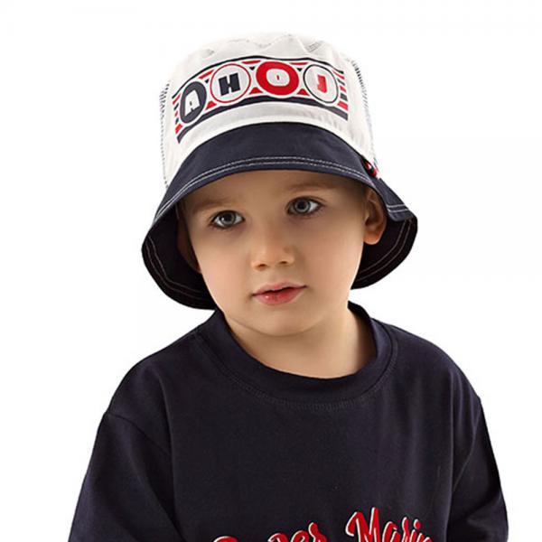 Marynarski kapelusz dla chłopca Marco Polo  ML-2755