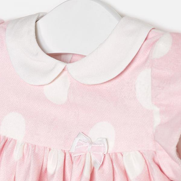 Aksamitna sukienka w misie 2844 Mayoral