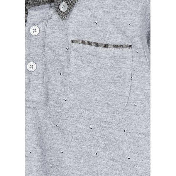 Koszula polo z długim rękawem Losan 825-1791Ac