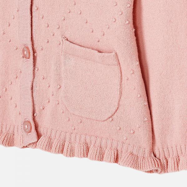 Różowy sweterek 2340 Mayoral