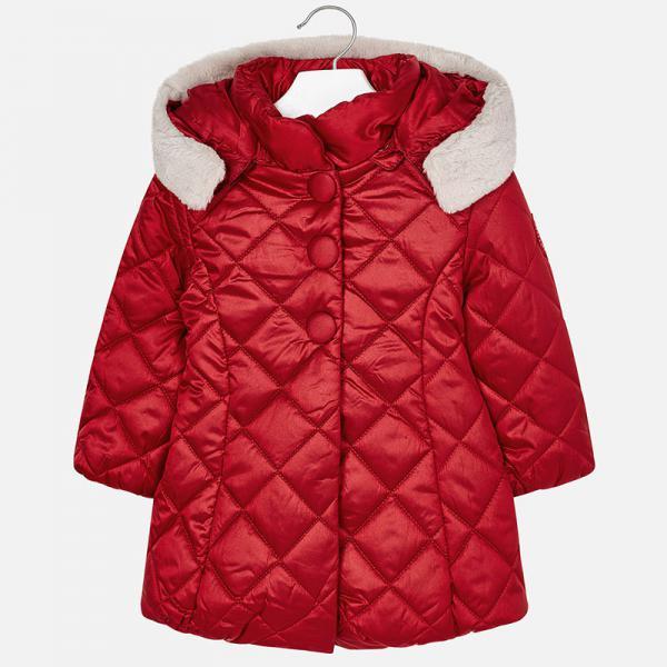 Pikowana kurtka dziewczęca 4424 Mayoral