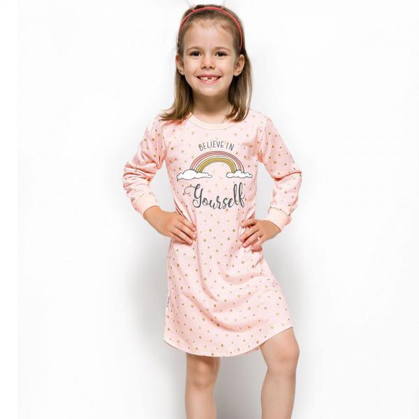 Koszula nocna dziewczęca Malina