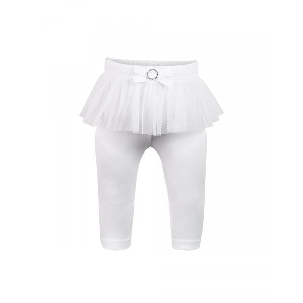 Leginsy dziewczęce z spódniczką Aniołeczek Mamuni Minetti