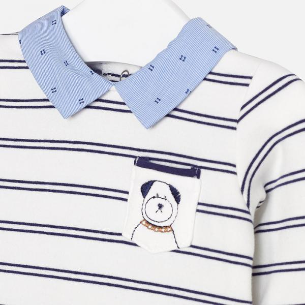 Pajacyk z bluzą 2608 Mayoral