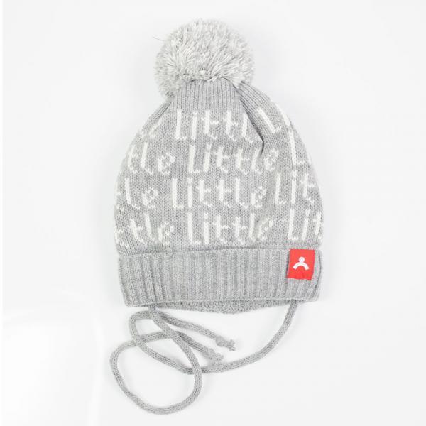 Zimowa czapka chłopięca Evo Broel