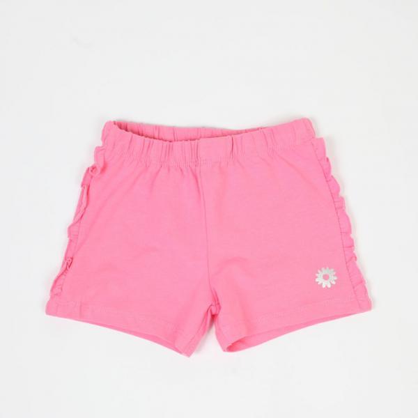Krótkie spodenki (szorty) dla dziewczynki 81036 Birba