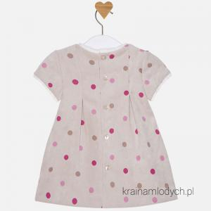 Sukienka w grochy 2891 Mayoral