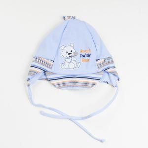 Niemowlęca czapka z daszkiem Sweet Teddy