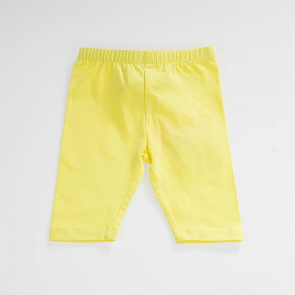 Długie leginsy żółte Losan 918-6E03AA
