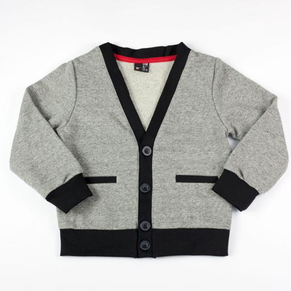 Elegancki zapinany sweter 7177, 7178