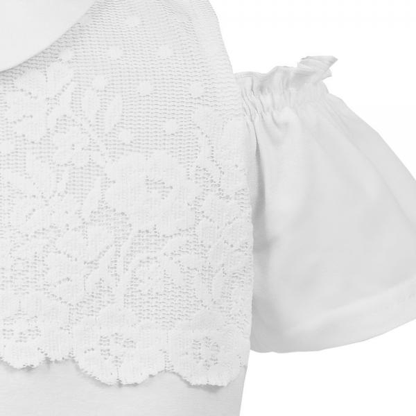 Bawełniana bluzka hiszpanka Rosa Al-Da