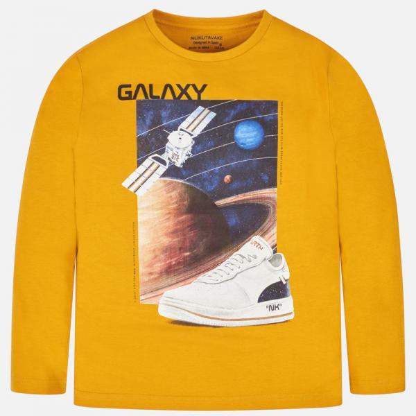 Koszulka młodzieżowa Galaxy 7028 Mayoral
