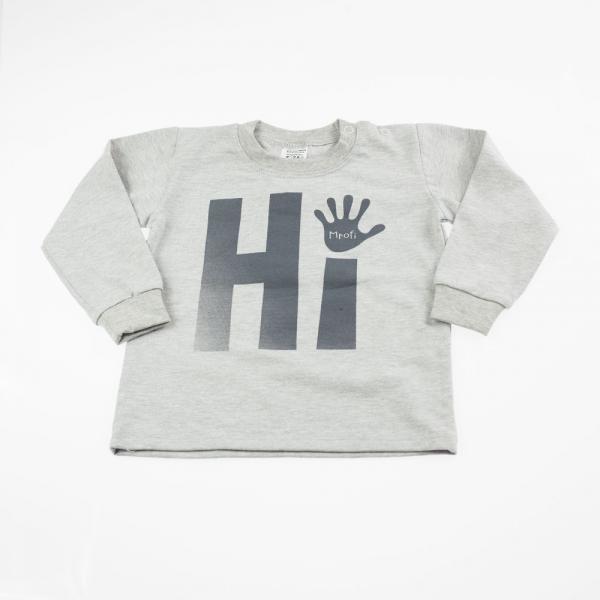 Koszulka z długim rękawem Hi Mrofi