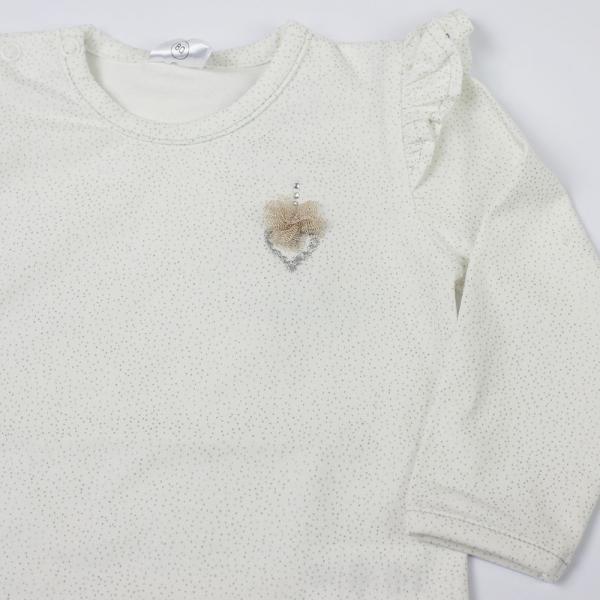 Błyszcząca bluzeczka Moja Gwiazdeczka Minetti