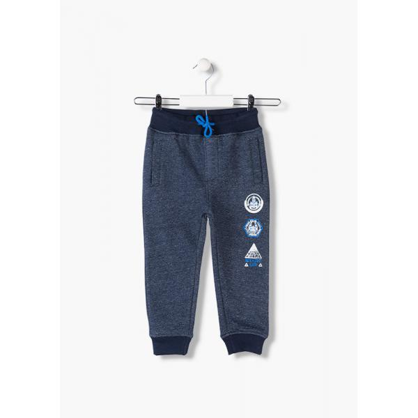 Spodnie dresowe losan 925-6018AA