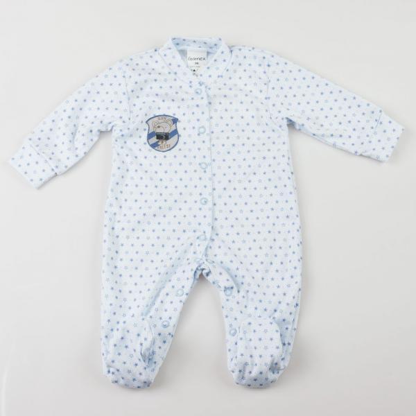 Pajac niemowlęcy chłopięcy gwiazdeczka