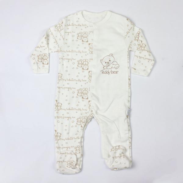 Pajac niemowlęcy Misie