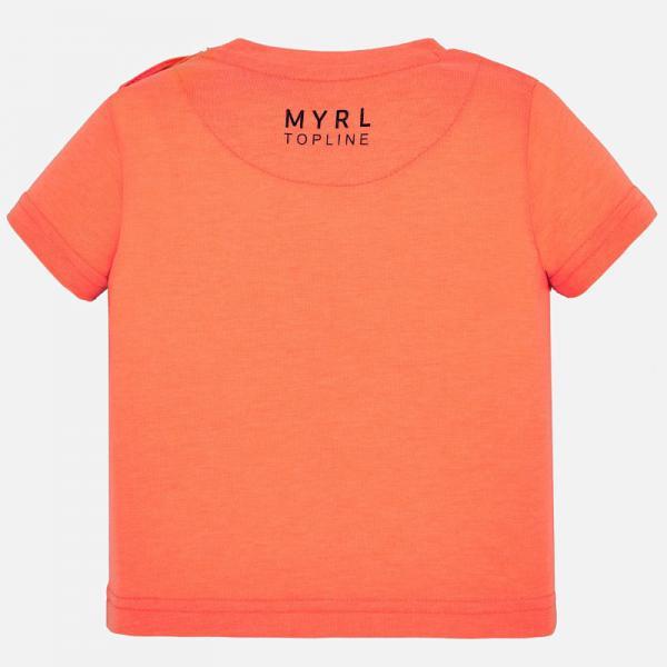 Koszulka chłopięca SAMOCHODY 1039 Mayoral