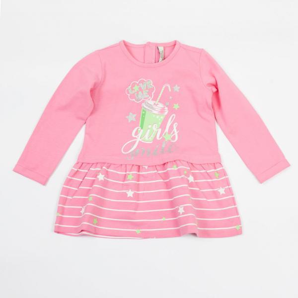 Bawełniana sukienka dla dziewczynki 85330 Birba