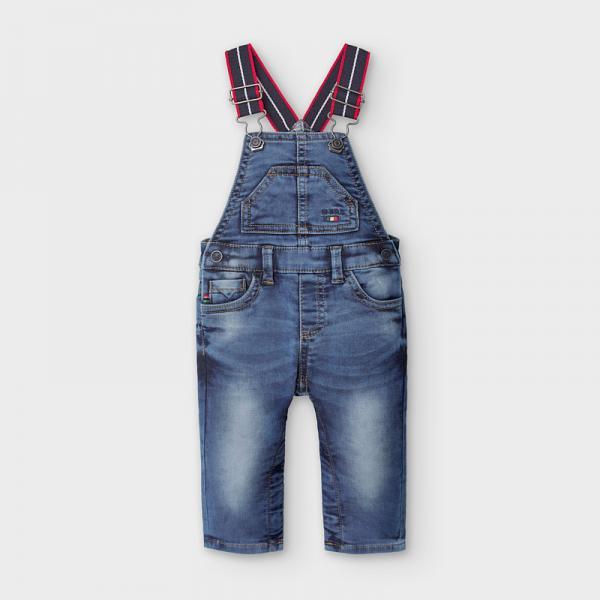 Jeansowe ogrodniczki chłopięce 2655 Mayoral