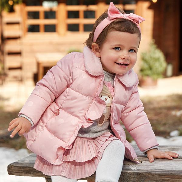 Zimowa kurtka niemowlęca 2410 Mayoral
